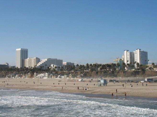 Playas nudistas en los angeles california
