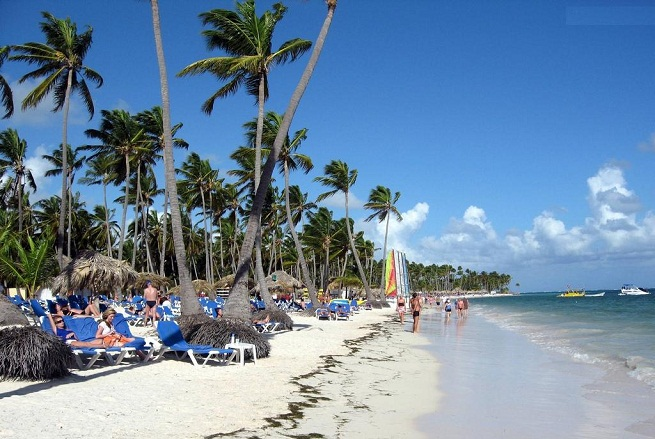 Playa en semana santa 8