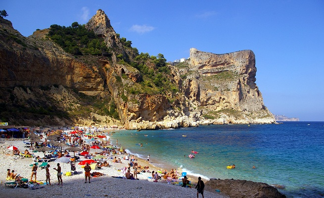 e9881e3e216bb Las mejores playas de la Comunidad Valenciana