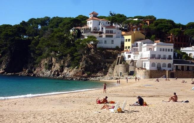 playas costa espana