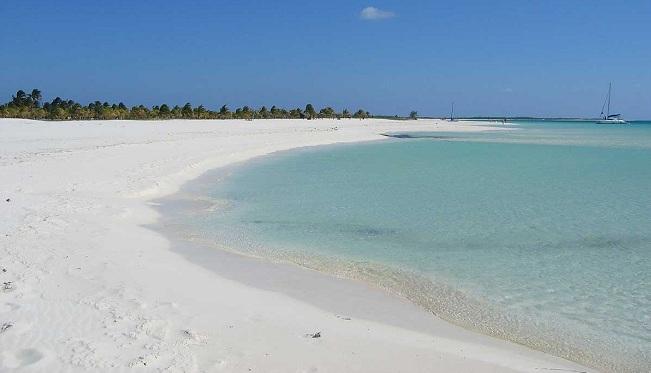 playas relajantes espana