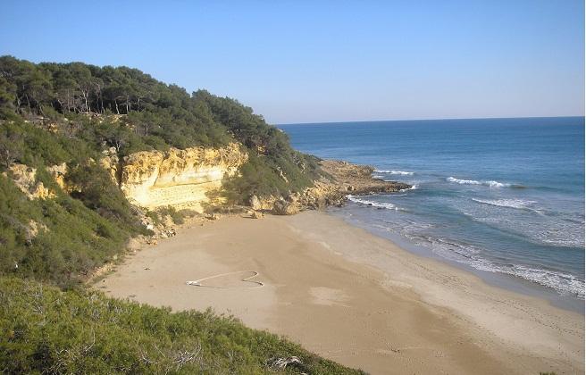 A la playa naturista en alicante - 1 3
