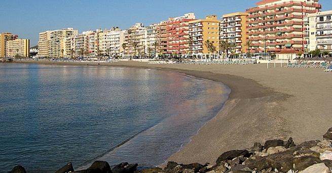 Resultado de imagen de Boliches-Gaviotas Malaga playa