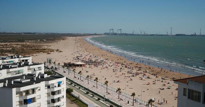 Playas del puerto de santa mar a en c diz - Puerto santa maria cadiz ...