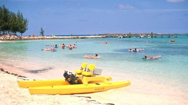 Playas De Nassau En Las Bahamas