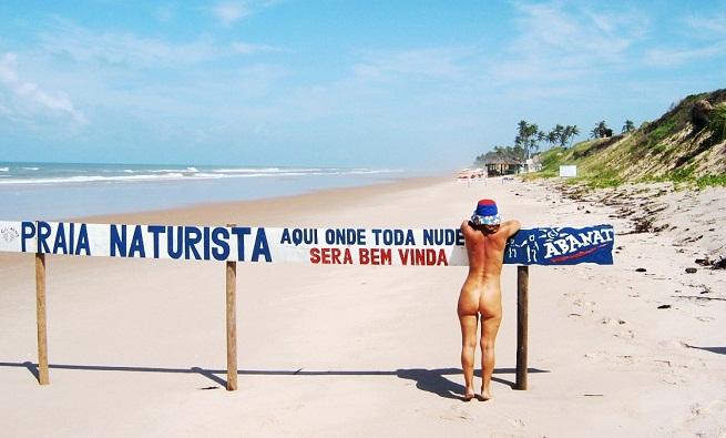 Lista de playas nudistas