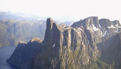 Los 10 acantilados más altos de Europa