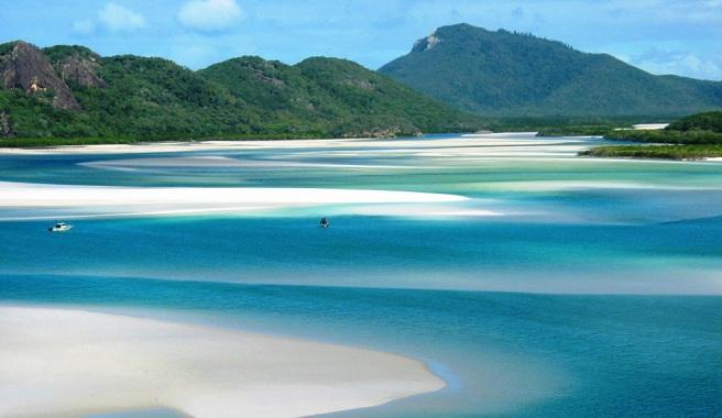 Parque Nacional Islas Whitsunday En Australia2