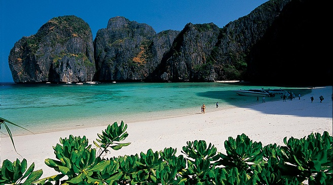 Las playas paradisíacas de Krabi, en Tailandia