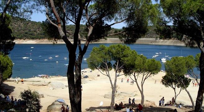 Las mejores playas de interior de espa a - Mejor sitio para vivir en espana ...