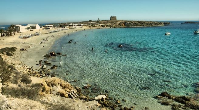 Aguas cristalinas en la isla de tabarca - Residencial isla tabarca ...