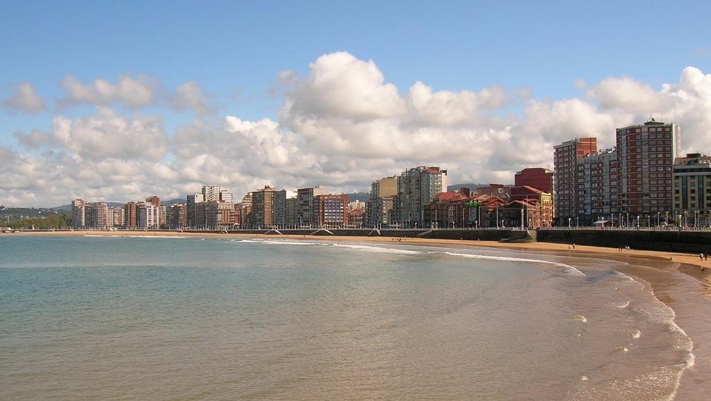 Las mejores playas de gij n - Fotos sporting de gijon ...