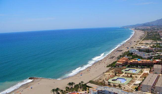 Playas de vera en almer a for Hoteles en vera almeria