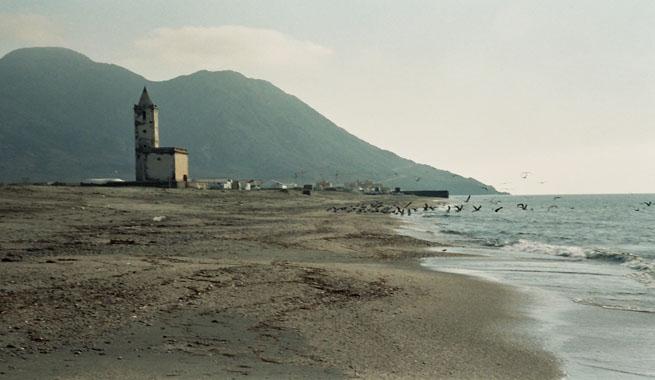 La Misteriosa Iglesia De Las Salinas En El Cabo De Gata