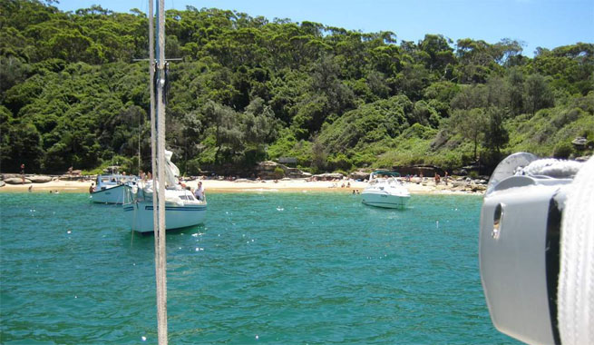 Una playa nudista y gay friendly en Sídney