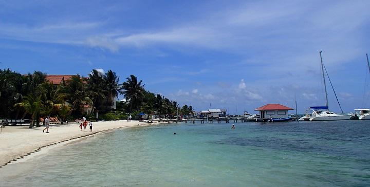 Cayo Ambergris1 - Belice, un minúsculo paraíso en Centroamérica