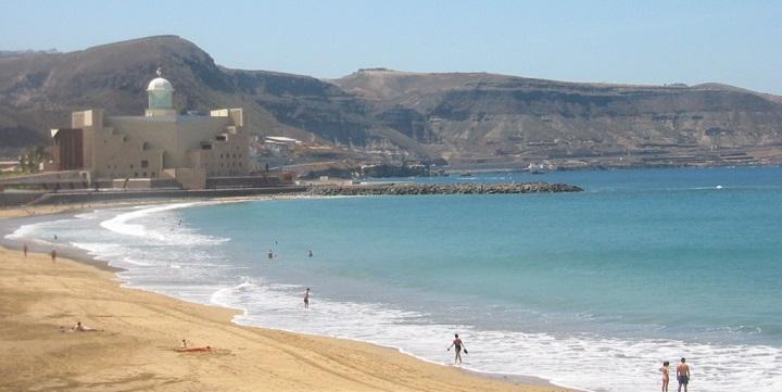 Playa de las Canteras2