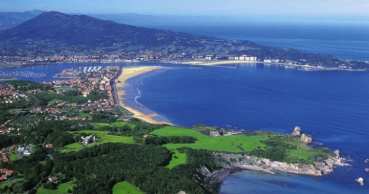 Playa Hendaye