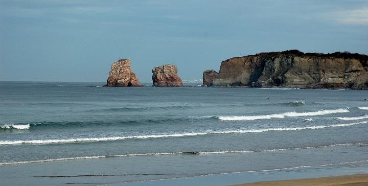 Playa Hendaye1