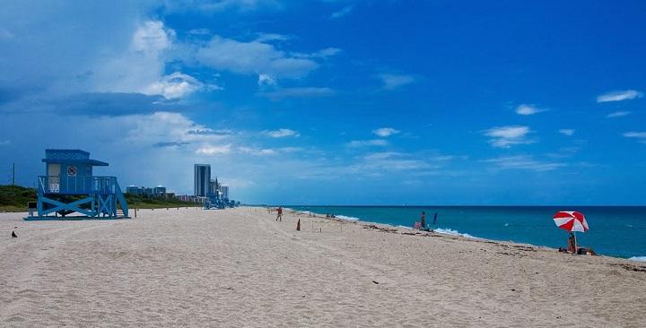 Playa nudista miami florida