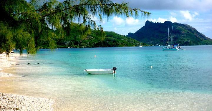 Isla Huahine