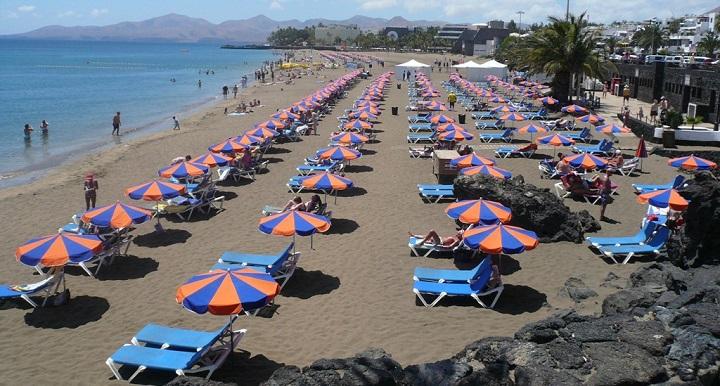 Playa de los Pocillos1