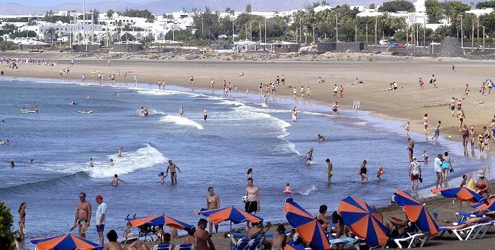 Playa de los Pocillos2
