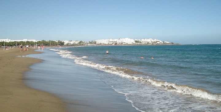 Playa de los Pocillos3