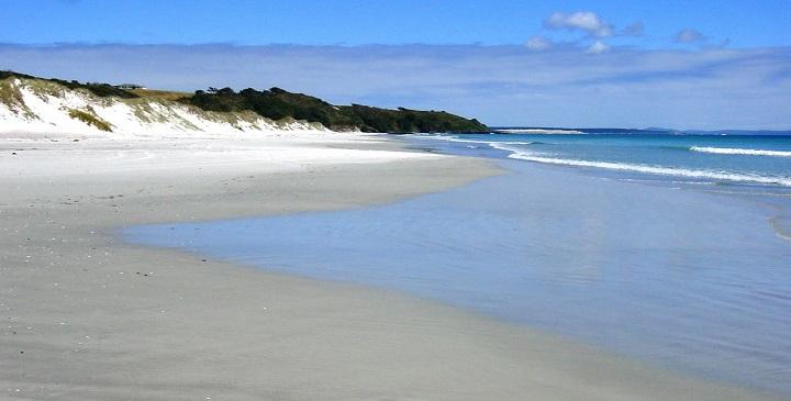 Playa de las Noventa Millas