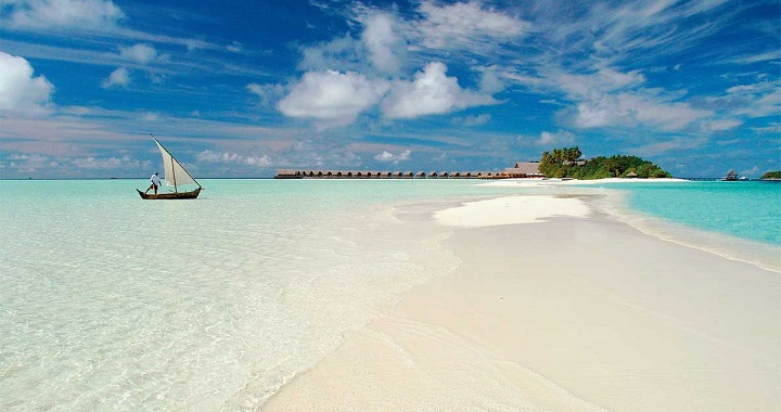 las mejores playas de las maldivas