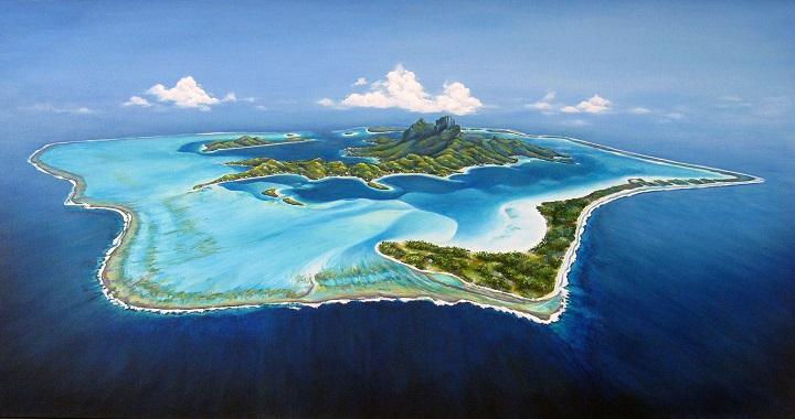 Fotos de playas paradisiacas