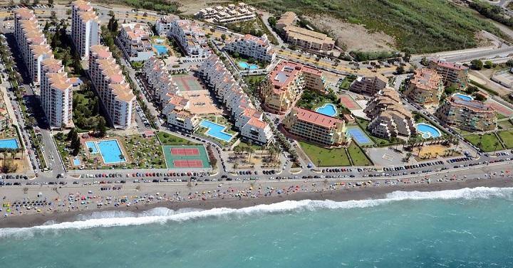 Playa la Charca