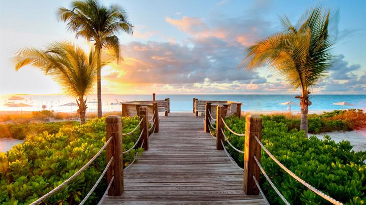 Fotos de playas del Caribe