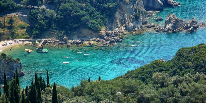 Playa Paleokastritsa1