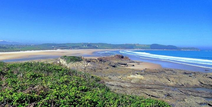 Playa de Oyambre Cantabria1