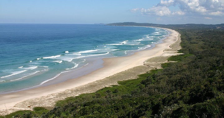 Byron Bay playas