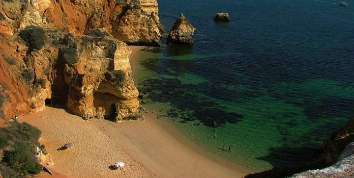 Praia do Camilo Algarve1