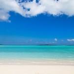 Cabbage Beach, una paradisíaca playa en las Bahamas