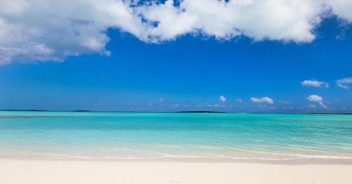 Las bahamas playas nudistas
