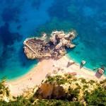 Playas paradisíacas en Cerdeña