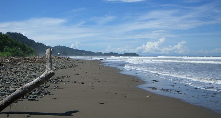 Playa Dominical Costa Rica