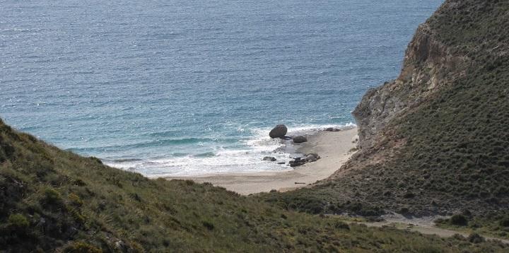 Cala de Enmedio Cabo de Gata1