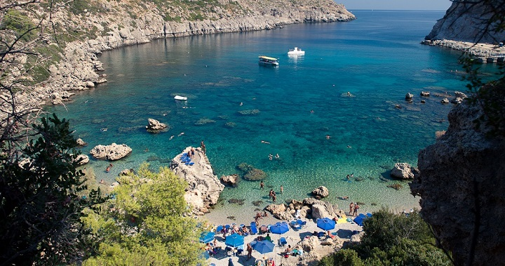 Anthony Quinn  Bay Grecia