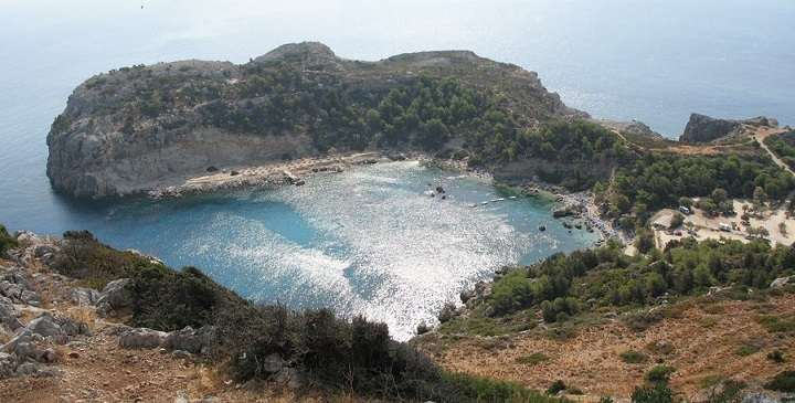 Anthony Quinn  Bay Grecia1