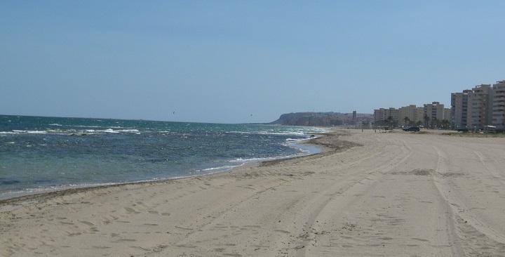 Playa de los Saladares