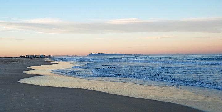 Playa del Pinedo