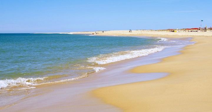 Isla Desierta Portugal