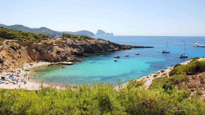 Cala Codolar Ibiza