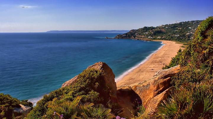 Playa de los Alemanes Cadiz
