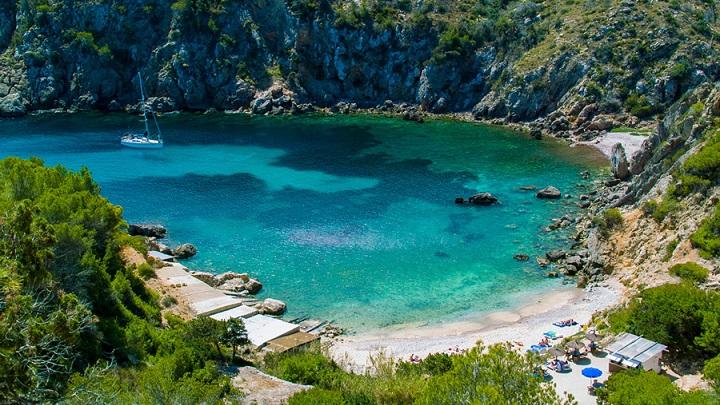 Cala den Serra Ibiza